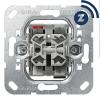 Выключатель Gira + Z-Wave. 4-кнопочный радио выключатель на базе Z-Uno