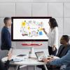 Google Jamboard — 55-дюймовый моноблок с Android для коллективной работы