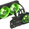 СВО ID-Cooling Icekimo 240 VGA способна отвести от видеокарты до 300 Вт тепловой энергии