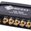 Разветвитель EIZO Rugged Solutions Hydra 1004 имеет один вход 3G-SDI и четыре выхода