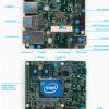 Одноплатный ПК Aaeon UP Squared: SoC Intel Apollo Lake, ПЛИС Altera, два порта Gigabit Ethernet