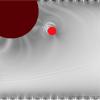 Исследование графического напряжения на основе модели электромагнитного поля