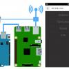 Интерфейс для совместного использования Raspberry Pi и Arduino