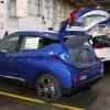 Началось производство электромобилей Chevrolet Bolt