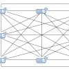Настройка FullMesh сети на Mikrotik через EoIP туннели