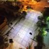 Фонари в Лас-Вегасе запитали от энергии Солнца и шагов пешеходов
