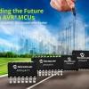 Microchip представляет новое поколение восьмиразрядных микроконтроллеров tinyAVR с независимыми периферийными блоками