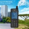 Thuraya XT-Pro Dual — мобильный телефон, содержащий сотовый модуль GSM и спутниковый модуль SAT