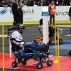 Гонки на инвалидных колясках — фото-видео отчет по Cybathlon 2016