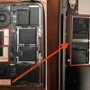 В старших версиях новых ноутбуков Apple MacBook Pro накопитель заменить нельзя