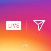 В сервисе Instagram появилась возможность создавать онлайн-трансляции
