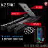 Специальный элемент M.2 Shield защитит и охладит твердотельные накопители на новых системных платах MSI