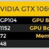 Nvidia готовит к выпуску вариант 3D-карты GeForce GTX 1060 с GPU GP104 и 3 ГБ памяти