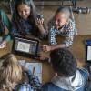 Ноутбук HP ProBook x360 11 Education Edition не боится падений и оснащён SSD