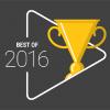 Опубликован перечень самого популярного контента магазина Google Play в 2016 году