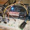Подключение периферийных модулей к MIPSfpga, на примере ультразвуковых датчиков расстояния