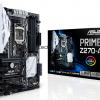 Материнская плата Asus Prime Z270-A поддерживает установку двух накопителей типоразмера M.2