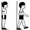 Проприоцепция для неспециалистов. Часть 1: Ровная спина стоя за 10 секунд