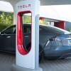 Мощность зарядных станций Tesla Supercharger будет многократно увеличена