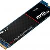 Скорость потоковых операций чтения SSD PNY CS2030 превышает 2700 МБ/с