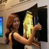 LG привезет на CES 2017 телевизоры OLED в виде обоев