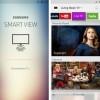 Новые умные телевизоры Samsung смогут воспроизводить видео с различных сервисов, запущенных на смартфоне
