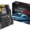 Системная плата Biostar Racing Z270GT9 комплектуется SSD Intel 600p