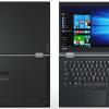 Обновленный ноутбук-трансформер Lenovo ThinkPad X1 Yoga: CPU Intel Kaby Lake, интерфейс Thunderbolt 3 и экран OLED за доплату