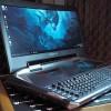 Представлен Acer Predator 21 X — первый ноутбук с огромным изогнутым дисплеем, оснащённый двумя видеокартами GeForce GTX 1080