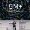 Samsung отгрузила более 5 млн шлемов Gear VR