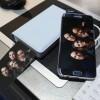 Samsung представила защищённую от воды портативную АС Level Box Slim и мобильный принтер Image Stamp