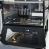 Открытый двухъярусный корпус Lian-Li PC-T70 может превращаться в закрытый