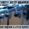Безопасность сайта по его заголовкам, или что делать, если хочется залезть во внутренности каждого сайта