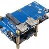 Плата Orange Pi Zero NAS позволяет собрать импровизированное сетевое хранилище на базе Orange Pi Zero