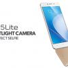 Смартфон Vivo V5 Lite оснащен фронтальной камерой разрешением 16 Мп