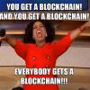 Bitcoin in a nutshell — Blockchain