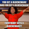 Bitcoin in a nutshell — Blockchain