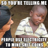 Bitcoin in a nutshell — Mining