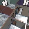 Через тернии к облакам: создание облачного сервиса для 3D проектирования и дизайна помещений на базе ядра C3D и WebGL