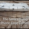 $125 000 на выпуск летающего чехла для смартфона удалось собрать задолго до окончания кампании