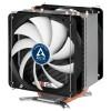Процессорный охладитель Arctic Freezer i32 Plus оснащён парой низкооборотистых вентиляторов