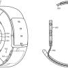 Apple запатентовала портативное зарядное устройство для Apple Watch, которое встраивается в ремешок