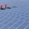 Китай за год удвоил мощность солнечных электростанций