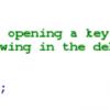 Недокументированные возможности Windows: точки остановки для ключей реестра
