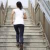 Чтобы уберечь сердце от болезней, достаточно 30 минут в день ходить по лестнице