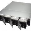 Стоечные сетевые хранилища Qnap TS-x31XU имеют два порта SFP+ 10 Gigabit Ethernet