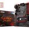 Плата MSI Z270 Gaming Plus станет одной из младших моделей на чипсете Intel Z270