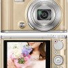 Представлена компактная камера Casio Exilim EX-ZR1800