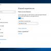 Функция Shared Experiences в Windows 10 позволит связать одно и то же приложение для разных платформ