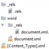 Как я разбирал docx с помощью XSLT